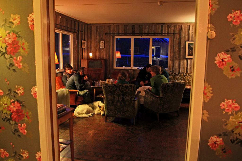 Jostedalen Chillup Winter Lodge