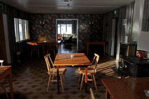 winter lodge norway