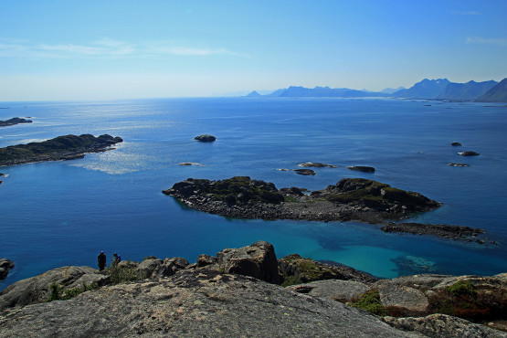 Climbing Lofoten Islands and more