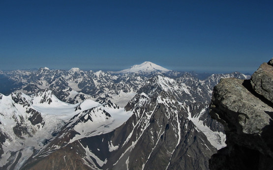 Elbrus expedition