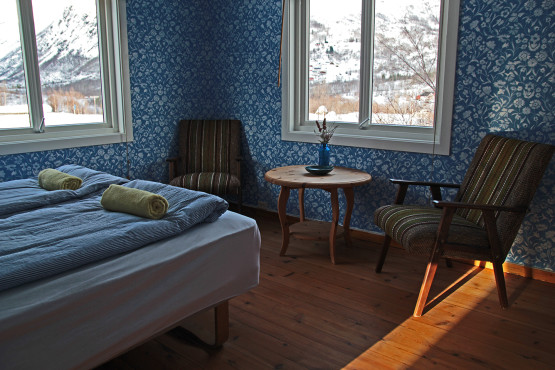 rooms in our winter lodge