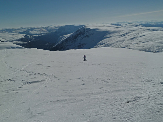 Buskrednosi ski touring, Norway
