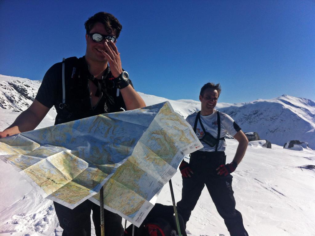 Ski tour Chillup Guide