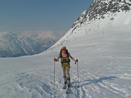 Ski tour – Vangsen (Norway)