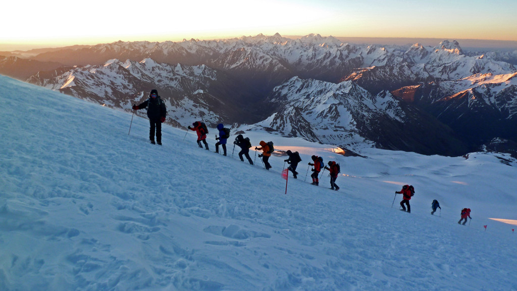 chillup elbrus expedition