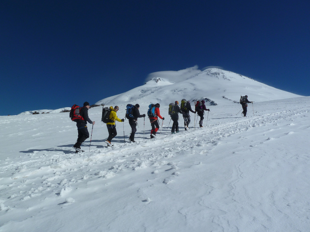 elbrus chillup guide
