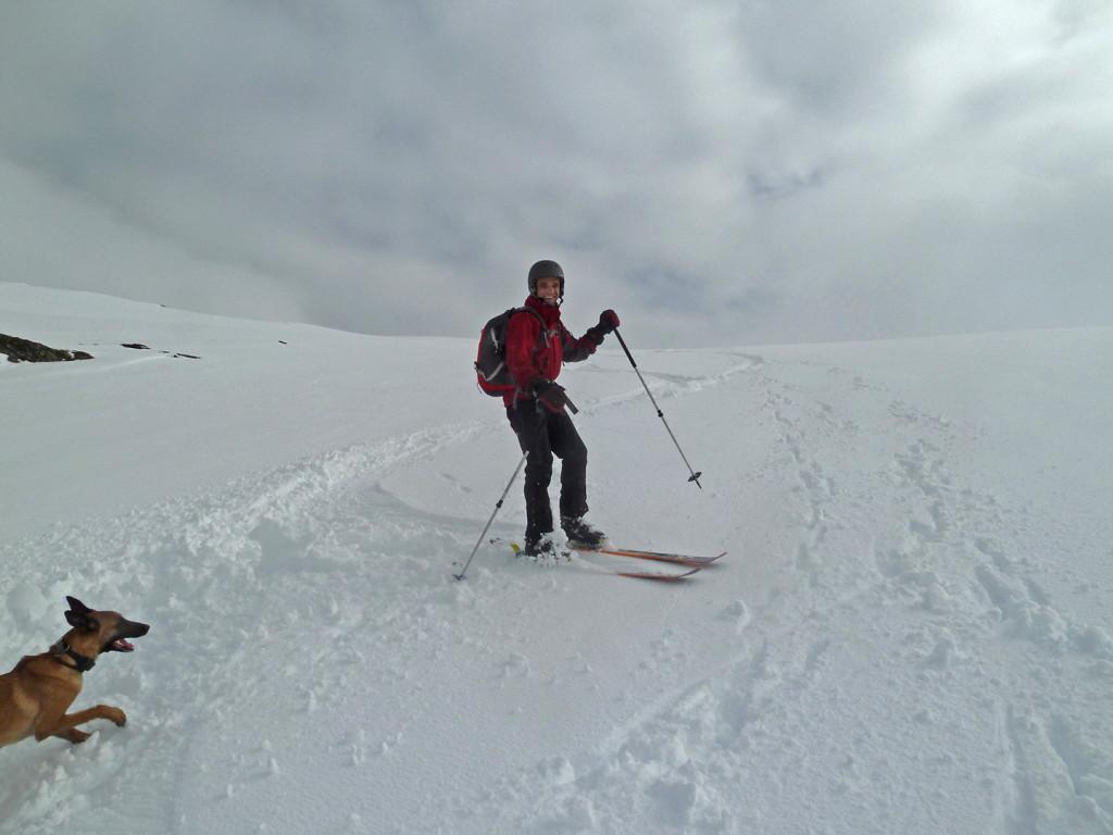 Vigdalen ski touring