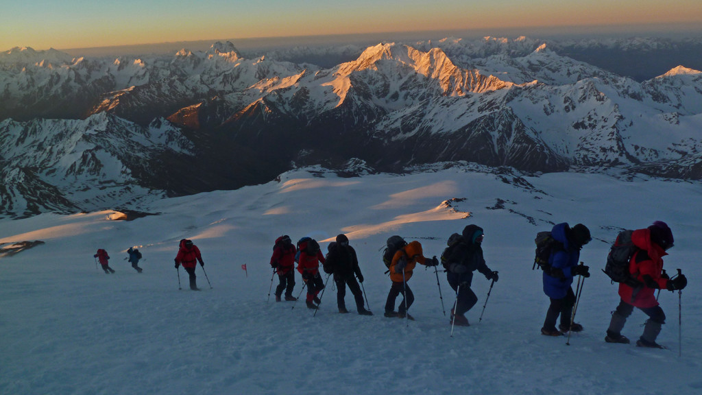 summit attack elbrus chillup