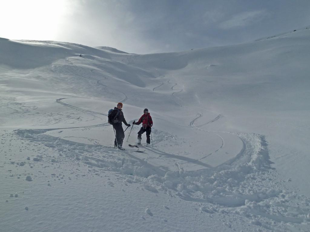 Ski tour Jostedalen