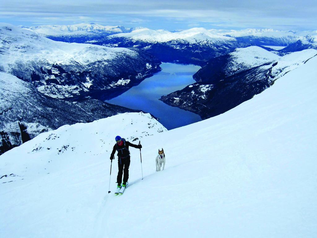 ski foto