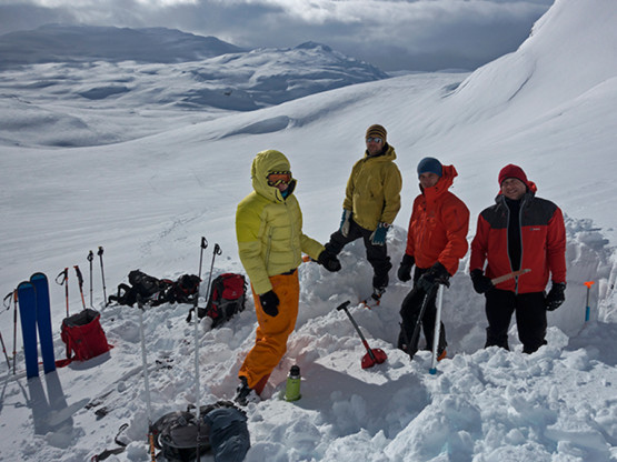 AVALANCHE COURSE in NORWAY: Hemsedal, Haukeli, Sogn, Hurrungane —book your trip 2017